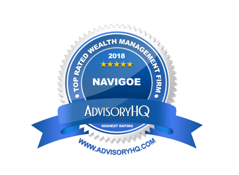 Navigoe AdvisoryHQ 2018 Award