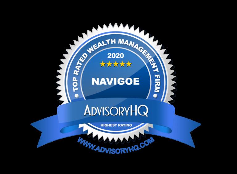 Navigoe AdvisoryHQ 2020 Award